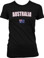 Australia Country Pride Land Down Under Outback Desert Juniors T-shirt