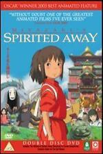 Spirited Away (DVD, 2004)2 disc.