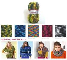 100g Schoeller+Stahl SEMIRA Color Farbverlaufgarn Winter Stricken Häkeln