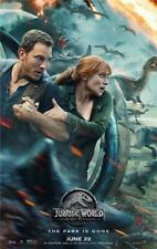 Jurassic World Fallen Kingdom Movie Poster 8x10 11x17 16x20 22x28 24x36 27x40 C