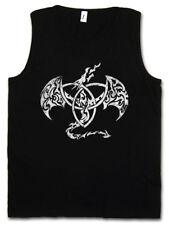 CELTIC DRAGON IV TANK TOP Kelten keltisch Religion Culture Drache Sign Symbol
