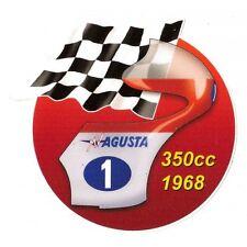 Sticker MV AGUSTA 350cc 1968