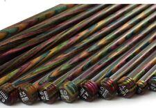 Knitting needles - KnitPro Symfonie straights 3mm to 6.5mm