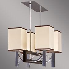 Raffa 4 moderne Suspension Art-Déco Lampe 3 variantes Lumière NEUF