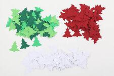 Stanzteile Tannenbaum Weihnachtsbaum Streuteile Weihnachten Streudeko
