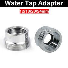 Faucet Metal Adaptor Inside Thread Water Saving Kitchen Tap Aerator Connector EA