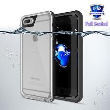Underwater Waterproof Shockproof Dirtproof Full Sealed Case Cover for iPhone X