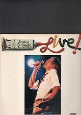 JONATHAN EDWARDS - live LP
