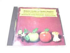Berliner Philhamoniker - Le Quattro Stagioni The Four Seasons Antonio Vivaldi CD