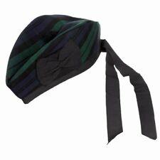 Black Watch Modern Tartan Glengarry Kilt Hat