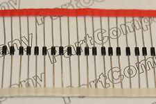 10x 1N5819 Basso Goccia, POWER Schottky Rectifier Diode 1A 40V