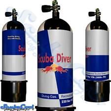 2767 scubacool immersione subacquea BOMBOLA COPERCHIO del serbatoio non in neoprene
