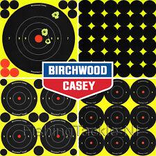 Birchwood Casey Self Adhesive Shoot N C Target Spots Various Sizes & Shapes