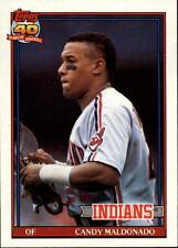 1991 Topps Baseball Base Singles #723-792 (Pick Your Cards)