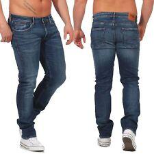 Tommy Jeans Original Straight Ryan Herren Jeans Regular Fit SDBLCO Hose Blau