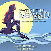 The  Little Mermaid by Original Broadway Cast (CD, Feb-2008, Walt Disney)