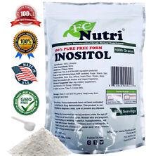Inositol Powder – Mood – Stress – Anxiety - Happy - Depression - ALL VARIATIONS