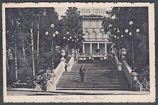 PARMA SALSOMAGGIORE TERME 101 CASINO HOTEL ALBERGO Cartolina viaggiata 1917