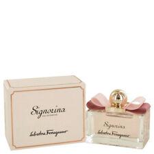 Ferragamo SIGNORINA for Women ~ Eau de Parfum Spray ~ 0.7 oz, 1.7 oz, 3.4 oz