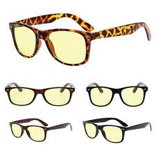 T Vintage/Retro Computer Glasses Anti UV Blue Light Clear Lens Eyewear Men/Women