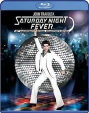SATURDAY NIGHT FEVER (Blu-ray Disc) John Travolta