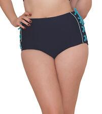 Curvy Kate CS4061 salpato Balcone Bikini Top in Indigo Mix