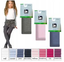 3er Pack Baumwolle Kinderstrumpfhose 2-6 Jahre 92-122 Farben Junge Mädchen 3 6 9