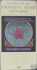 "GRATEFUL DEAD ""The Arista Years"" Signed by Alton Kelley Ltd Ed PROMO PRINT ©1996"