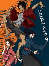 Samurai Champloo Characters Cool Jump Anime Manga Art Huge Print POSTER Affiche