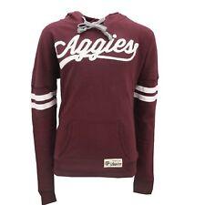 Texas A&M Aggies Official NCAA Teens Juniors Girls Size Hooded Sweatshirt New
