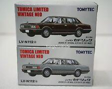 Tomytec Tomica Limited Vintage Lv-N112 Nissan Cedric 200E Turbo Executive Car