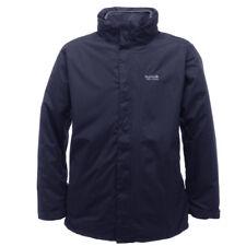 Regatta chaqueta para hombre con capucha polar capa interna Telman 3 en 1 Abrigo Impermeable Lluvia