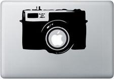 "Camera Vinyl Decal Sticker For MacBook Air Pro Mac 11"" 13"" 15""  & Car"