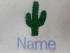 Kaktus Bestickt bis zu Handtücher Bademäntel Kapuzen Handtücher mit