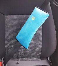 Morbido Auto Cintura Di Sicurezza Cover Bambini Spallina Cuscino Imbracatura 55