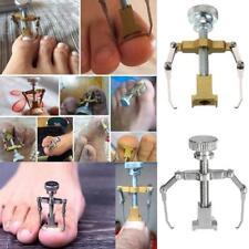 Ingrown Toe foot Nail Pedicure Kit Toenail Corrector Kits Correction Fi caps*`