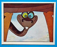 FIGURINA PANINI 1983-IL LIBRO DELLA GIUNGLA-n 244-NUOVA