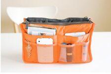 Bag Insert Organiser Handbag Women Travel Makeup Wallet Pouch Organiser