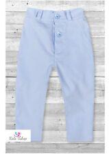 Bebé Niño Pantalones Paje poco Caballero Azul 0-18 M