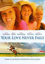 Your Love Never Fails (DVD, 011) ELISA DONOVAN