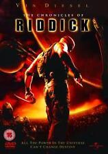 The Chronicles Of Riddick (DVD, 2011)