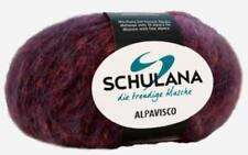 50g Schulana Wool ALPAVISCO Alpaca+Virgin wool soft Tweed character Winter yarn