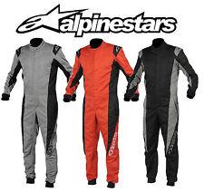 Alpinestars GP-T Race Traje Fia 2-capa Rally Racesuit todos los colores EU44-48 50-54