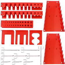 DH123= Lochblechhalter Set 54-teilig für SL Lochwand Werkzeug Halter und Haken