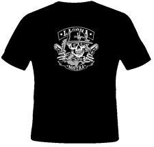La Coka Nostra LCN Cool Hip Hop Everlast Black T Shirt