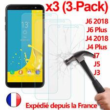 Premium Protecteur Ecran Verre Tempered Glass Film Pour Samsung Galaxy J6 J5 J4