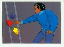 Moebius Postcard: Le Désir (France, 1985)