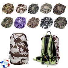 Housse sac a dos Imperméable Camouflage Randonnée Sport Camping 25 à 40 litres
