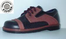 Zapato cordón piel talla 24,28 y 29