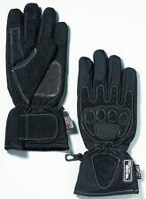 Winter Handschuhe Cordura Nubukleder  Motorradhandschuhe Skorpion